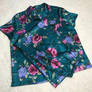 BAY STUDIO Sleepwear   S/S Pajama Set   Size XL